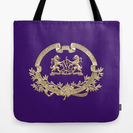 Orient Express Tote Bag