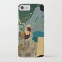 destiny iPhone & iPod Cases featuring Destiny by Arian Noveir