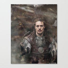 I Am Uhtred - The Last Kingdom Canvas Print
