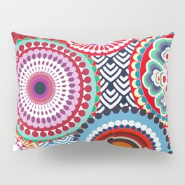 ECLECTIC FLOWERS Pillow Sham