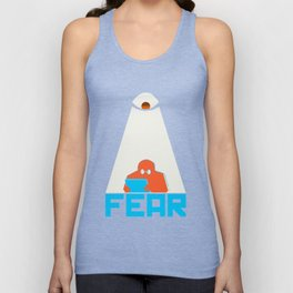 Fear the NSA Unisex Tank Top