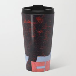 A FRO Metal Travel Mug