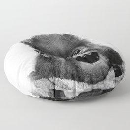 DON'T PANIC Floor Pillow