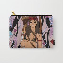 Emily Ratatat Carry-All Pouch
