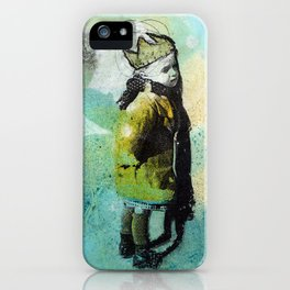 Principito iPhone Case