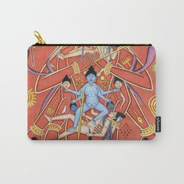 Hindu - Kali 7 Carry-All Pouch