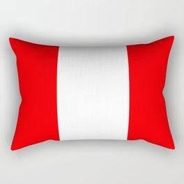flag of austria 4 -,Österreich,Austrian,Österreicher,Vienna,Salzburg,Mozart, Schoenberg Rectangular Pillow