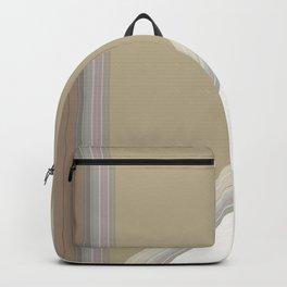 Minimalist Neutral Tone Design Backpack
