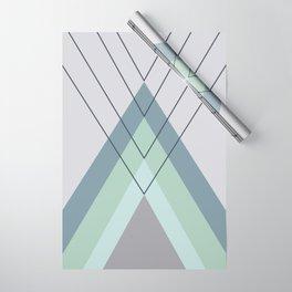 Iglu Mint Wrapping Paper