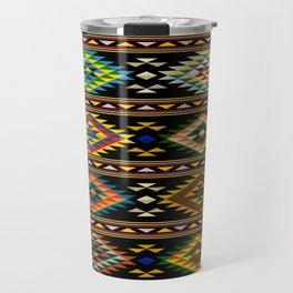 American Indian seamless pattern Travel Mug