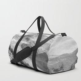 Mont Blanc Monochrome Duffle Bag