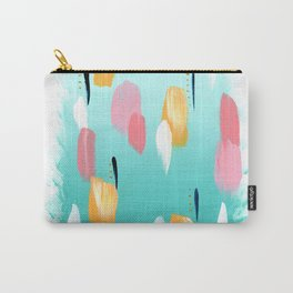 Hold On To Your Balloon And Fly With Me Carry-All Pouch