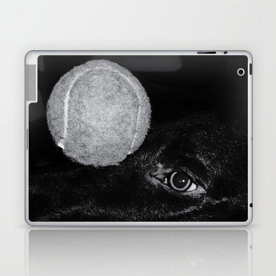 Keep Your Eye On The Ball Laptop & iPad Skin