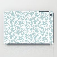 renaissance iPad Cases featuring Renaissance Celadon by Antique Images