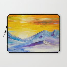 Daybreak Meditations of Hope by Ainé Daveéd Laptop Sleeve