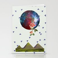 oriental Stationery Cards featuring Oriental by Nasaém