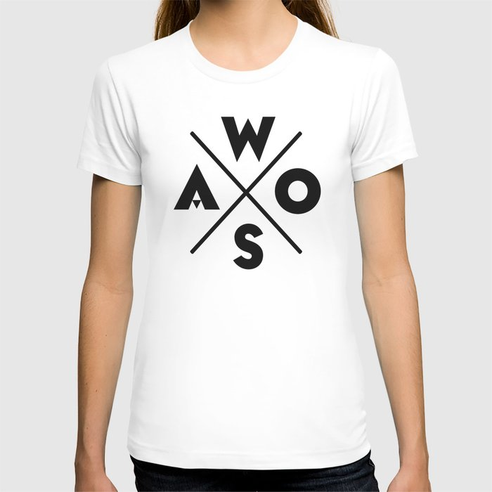 WOSA - World of Street Art T-shirt