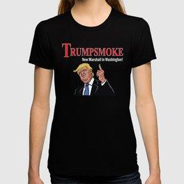 TRUMP SHIRT - TRUMPSMOKE T-shirt