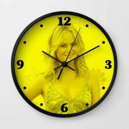 Amy Poehler - Celebrity Wall Clock