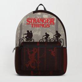 A little too strange Backpack