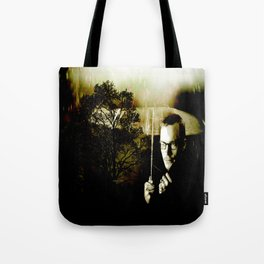 Mystery Of The Mind By Annie Zeno Tote Bag