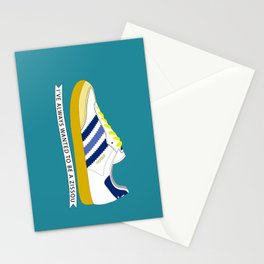 I've Always Wanted to be a Zissou - The Life Aquatic Stationery Cards