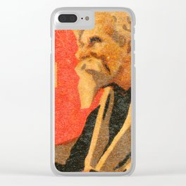 Soviet Film Poster Baltic Deputy Clear iPhone Case