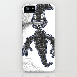Smoke Ghost iPhone Case