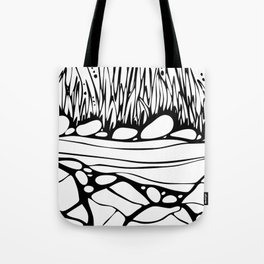 By the River 1 Tote Bag