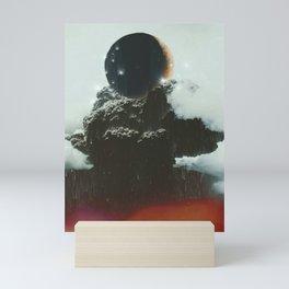 Final Eclipse Mini Art Print