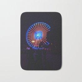 Ferris Wheel Bath Mat