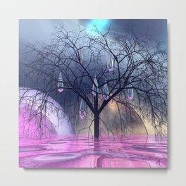 the crying tree Metal Print