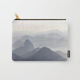 Rio de Janeiro Mountains Carry-All Pouch