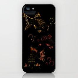 Something Fishy iPhone Case