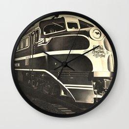 Diesel Power Wall Clock