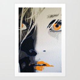 Reece Art Print