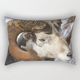 Altai argali Rectangular Pillow
