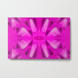 Pink play ... Metal Print