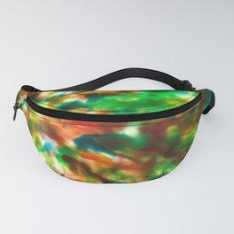 Tie Dye Recycle #preciousplastic Fanny Pack