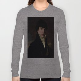 Prince Sherlock Long Sleeve T-shirt
