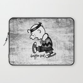 "Good ""gangster"" Grief CB Laptop Sleeve"