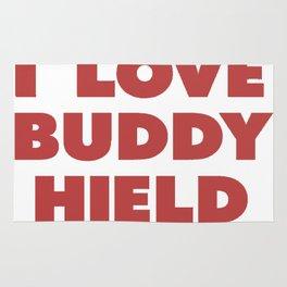 I love bubby hield Rug