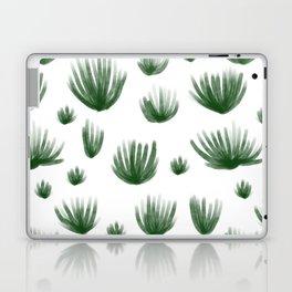 Organ Pipe Cactus: White Laptop & iPad Skin
