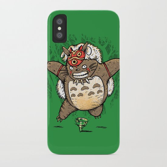 Totoroke iPhone Case