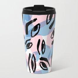 camo eyes  Travel Mug