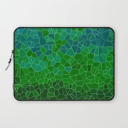 Mosaic Forest Laptop Sleeve