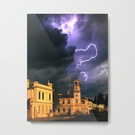 Eureka, Beechworth Metal Print