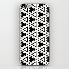 Jeremiassen Black & White iPhone Skin