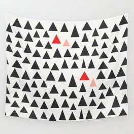 pointy stones Wall Tapestry