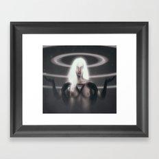Proof of divinity.  Framed Art Print